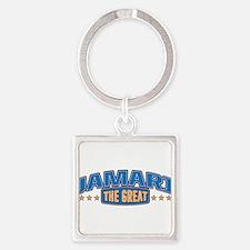 The Great Jamari Keychains