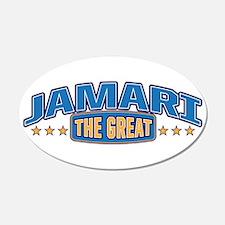 The Great Jamari Wall Decal