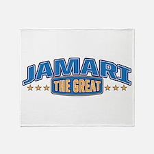 The Great Jamari Throw Blanket