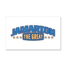 The Great Jamarion Car Magnet 20 x 12