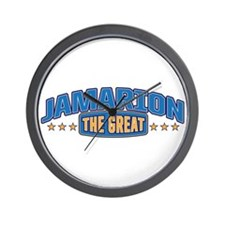 The Great Jamarion Wall Clock