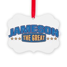 The Great Jameson Ornament