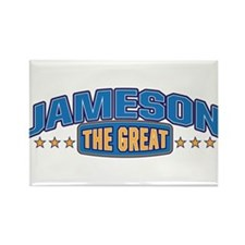 The Great Jameson Rectangle Magnet (10 pack)