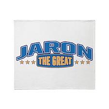 The Great Jaron Throw Blanket