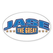 The Great Jase Decal