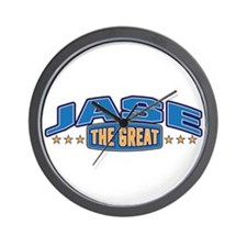 The Great Jase Wall Clock