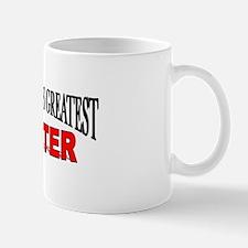 """""""The World's Greatest Waiter"""" Mug"""