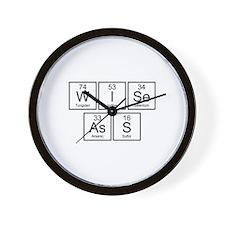Wise Ass Wall Clock