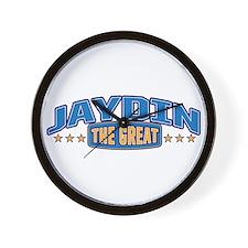 The Great Jaydin Wall Clock