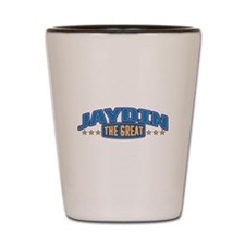 The Great Jaydin Shot Glass
