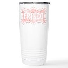 Faded Frisco Travel Mug