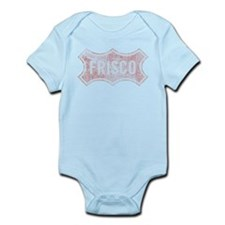 Faded Frisco Body Suit