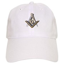 Masonic Square and Compass Baseball Cap