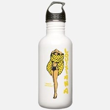 Vintage Louisiana Pinup Water Bottle