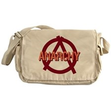 Anarchy Messenger Bag