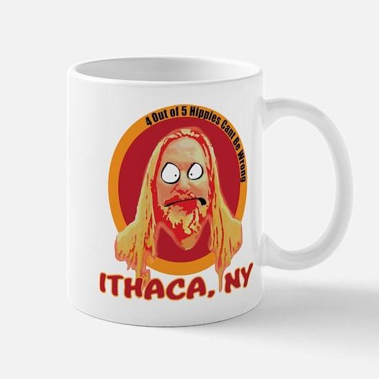 Ithaca Hippie Mug