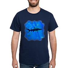 Black Tipped Shark T-Shirt