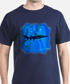 Black Tipped Shark T-Shirt