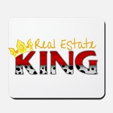 Real Estate King Mousepad
