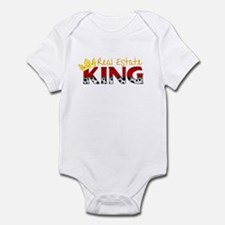 Real Estate King Infant Bodysuit