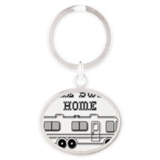 Home Sweet Home Motorhome Keychains