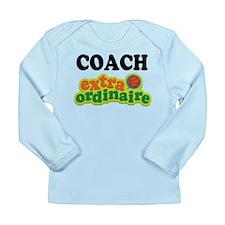 Basketball Coach Extraordinaire Long Sleeve Infant