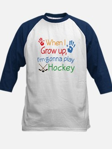 Future Hockey Player Tee