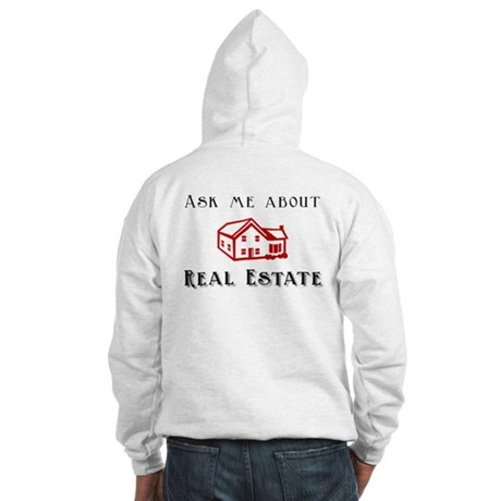 Real Estate Hooded Sweatshirt