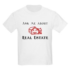 Real Estate Kids T-Shirt