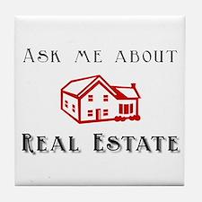Real Estate Tile Coaster