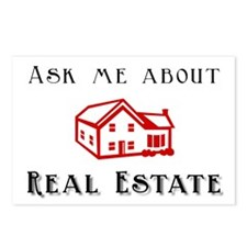 Real Estate Postcards (Package of 8)