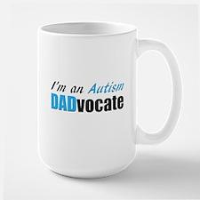Autism Dadvocate Mug