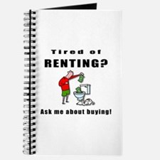 RENTING? Journal
