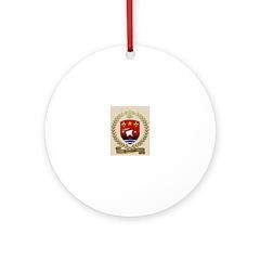 ROBICHAUD/Robichaux/Robicheaux Ornament (Round)