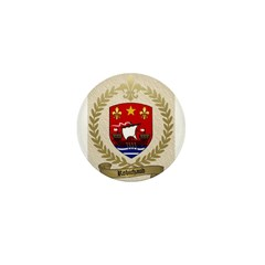 ROBICHAUD/Robichaux/Robicheaux Mini Button (100 pa