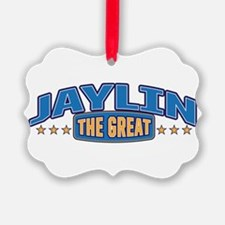 The Great Jaylin Ornament