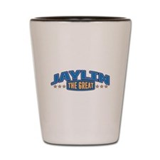 The Great Jaylin Shot Glass