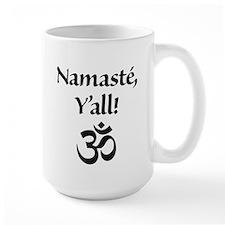 Namaste Y'all Mug