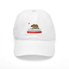 Vintage California Flag Baseball Cap