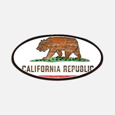 Vintage California Flag Patches