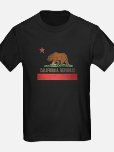 Vintage California Flag T