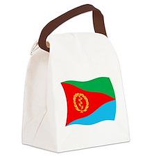 Eritrea Flag 2 Canvas Lunch Bag