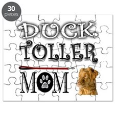 DUCK TOLLER MOM Puzzle