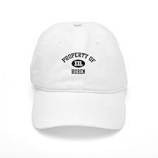 Property of Ruben Baseball Cap