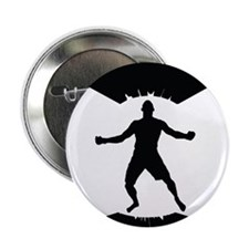 "MMA Mixed martial arts 2.25"" Button"