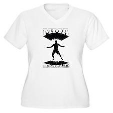MMA Mixed martial arts Plus Size T-Shirt