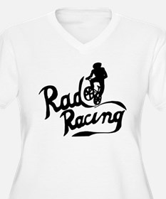 Rad Racing Plus Size T-Shirt