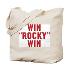 Win Rocky Win Tote Bag