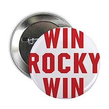"""Win Rocky Win 2.25"""" Button"""