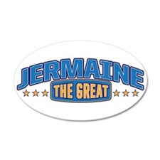The Great Jermaine Wall Decal